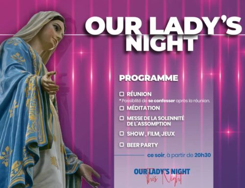 Our Lady's Night 2019