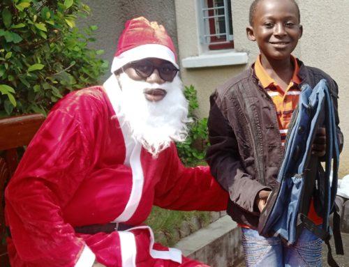 Arbre de Noël : des sourires ont illuminé Comoé