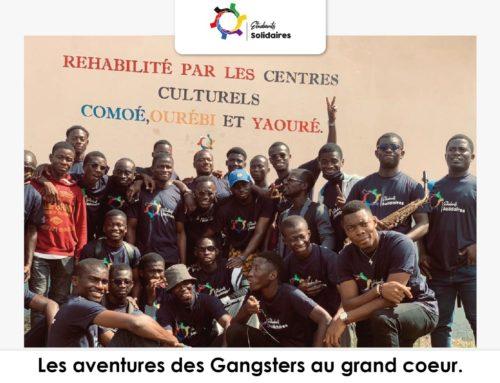 Étudiants Solidaires 2021 : les gangsters au grand Cœur en parlent